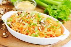 Gelbe-Rüben-Salat